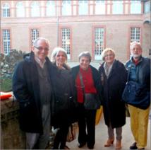Journées de Printemps 2013 à Toulouse De g. à d. : Dr Y. Mourtada, J. Savy, Dr B. Chemama-Steiner, Dr G. Reillanne, Dr J.P. Catonné